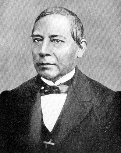 Presidente Benito Juárez García