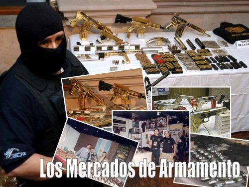 Los mercados de armamento