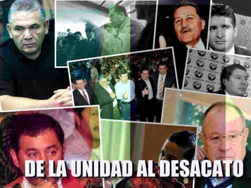 Todo indica que José Luis Monterde ha sido el detonador