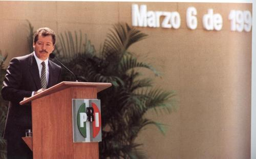 Luis Dobaldo Colisio Murrieta Un ICONO de la Política moderna Mexicana