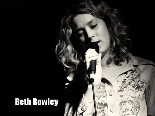 Beth Rowley... una muestra de un nuevo BLUES