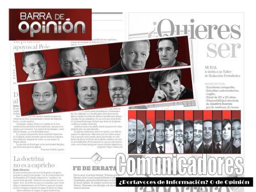 Barra de Opinión TV Azteca