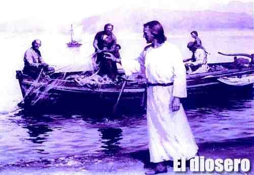 El Cristo pescador de Tomás