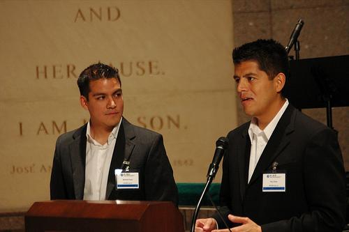 Bertrand y Roy Sosa Mexicanos de MTY