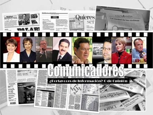 Otros protagonistas de la Noticia en México