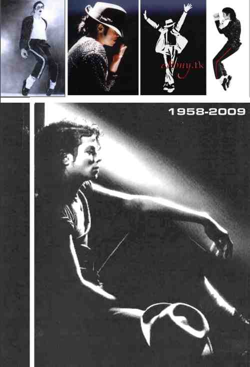 ICONO MJ Descanse en paz