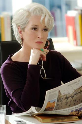 Merle Streep 60 años