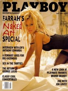 Farrah en Play voy a los Cincuenta AÑOS