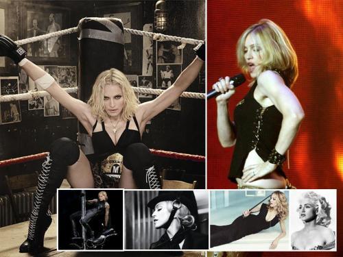 Madonna de chica Material a Virgen...