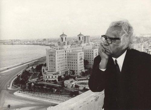 Nicolás Guillen El Cubano en la Habana
