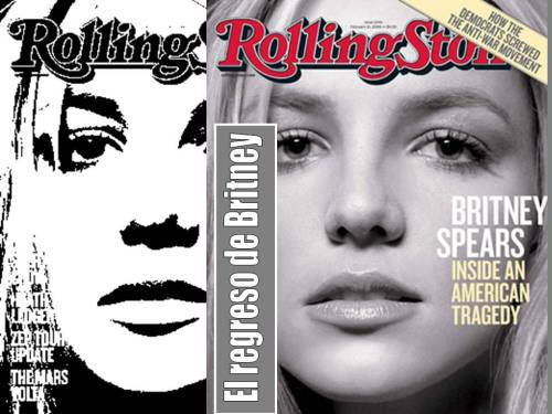 The Roling Stone COVERS Britney