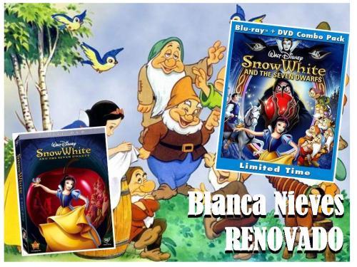 Blanca Nieves Renovado