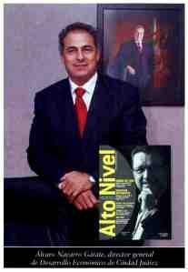 Alvaro Navarro Gárate desde Ciudad Juarez