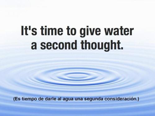 Comercial La Guerra por el Agua