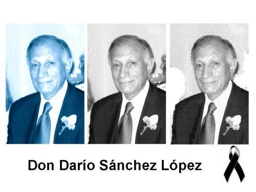 Don Dario Sánchez López