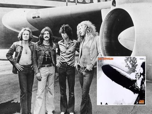 Escalera al Cielo..... Led Zeppelin