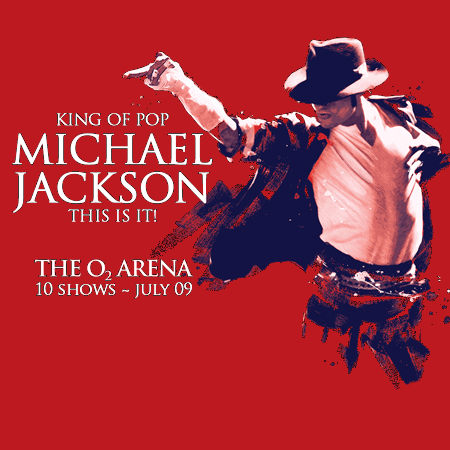 Michael Jackson THIS IS IT!!!! From London (Click)