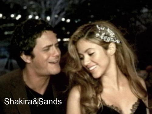 "Shakira&Sands ""Te lo Agrdezco pero no...."" España&Colombia"
