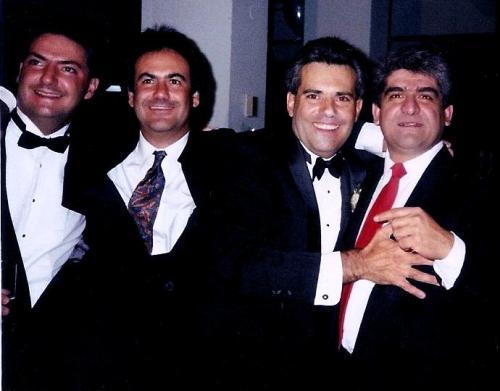 28 de febrero de 1993 Fernando Torra, Manuel, Arturito y Alvaro López Tijuaja BC