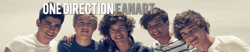 One Direction banner