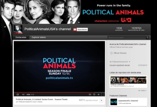 USA Political Animals