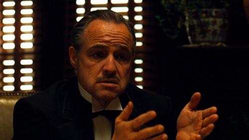 Vito Corleone older
