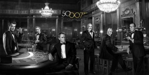 007 50 años