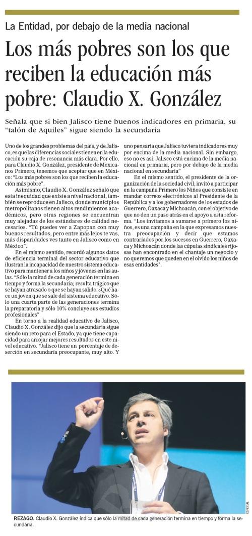 Claudio XGlez. en GDL
