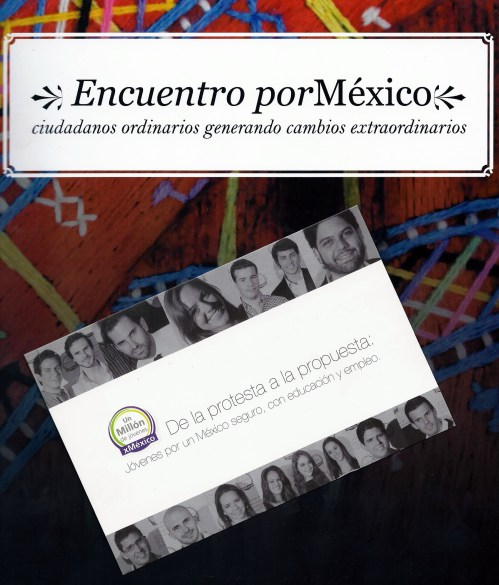 Encuentro por México IMAGE