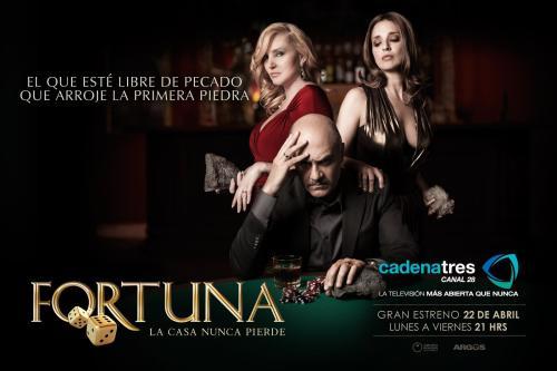 Fortuna Argos Cadena Tres 4