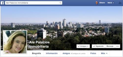 Bienvenidos a Ale Palacios Inmobiliaria
