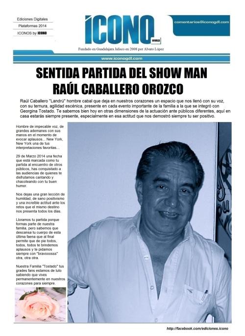 03 30 2014 Raúil Caballero