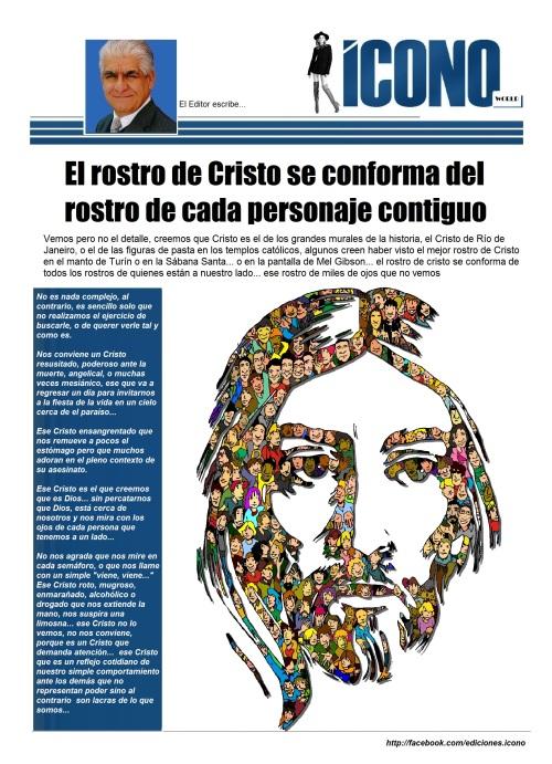 El Rostro de Cristo... por Alvaro López