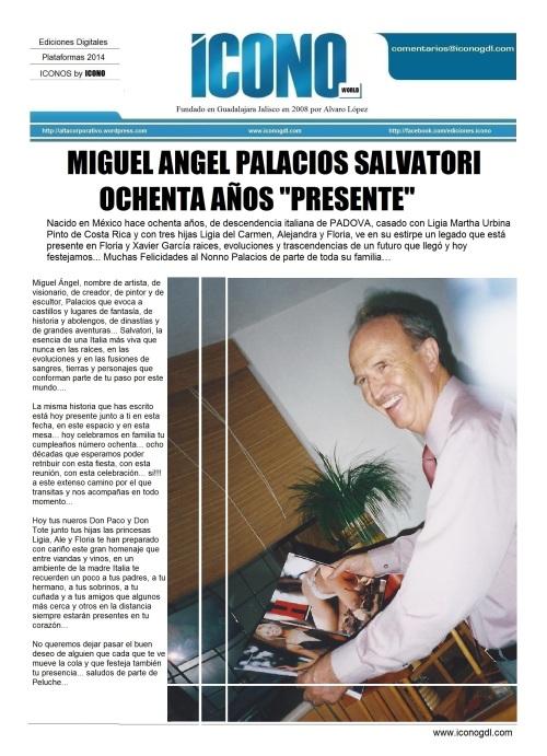 Miguel Palacios El Nonno