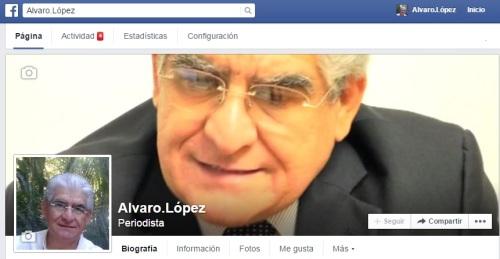 Alvaro López Fanpage
