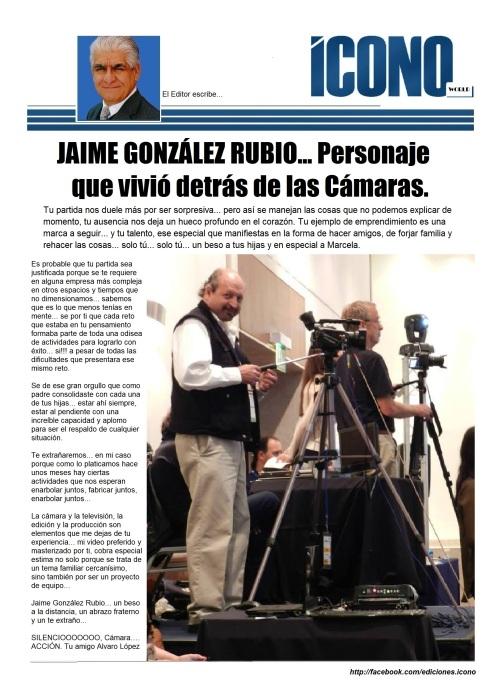 05 30 2015 El Editor Escribe JAIME GLEZ RUBIO2