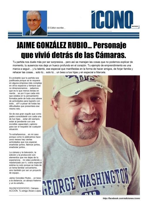 05 30 2015 El Editor Escribe JAIME GLEZ RUBIO3