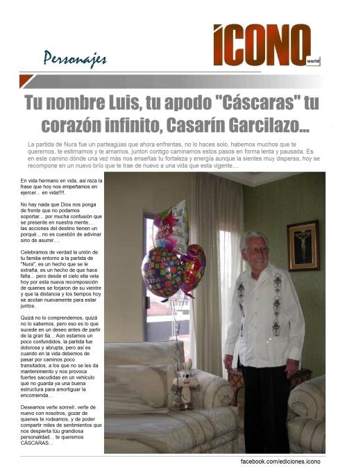 Luis Cáscaras Casarín Garcilazo 2015