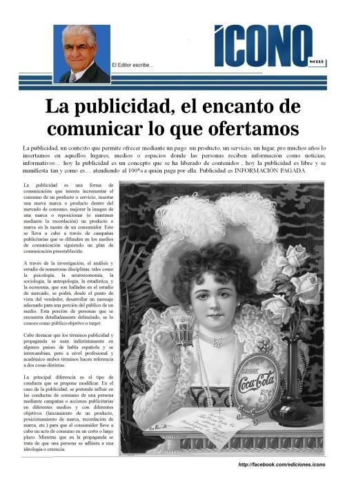 """Reflexiones de un Editor """"Alvaro López"""""""